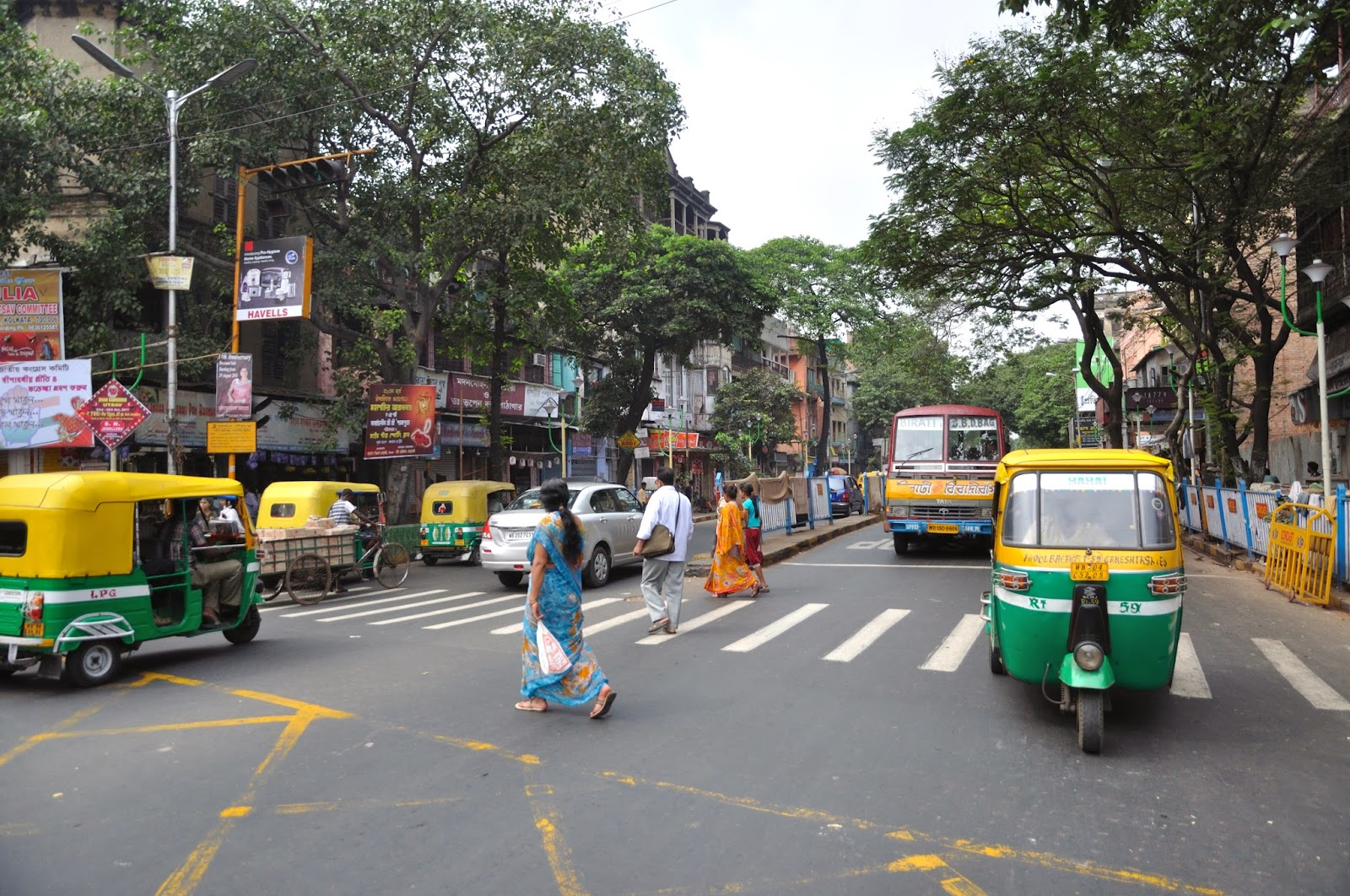 Vivekananda Road Kolkata