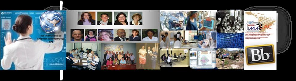 Grupo de Enfermería en Informática. y Afínes  de América Latina y el Caribe