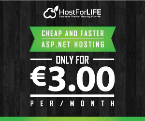 HostForLIFE.eu is The Best ASP.NET Hosting
