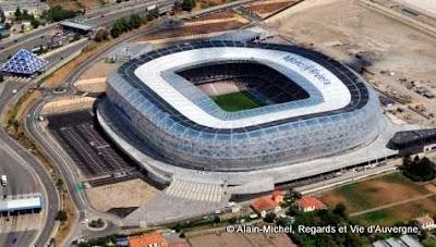 stade Allianz Rivièra de Nice