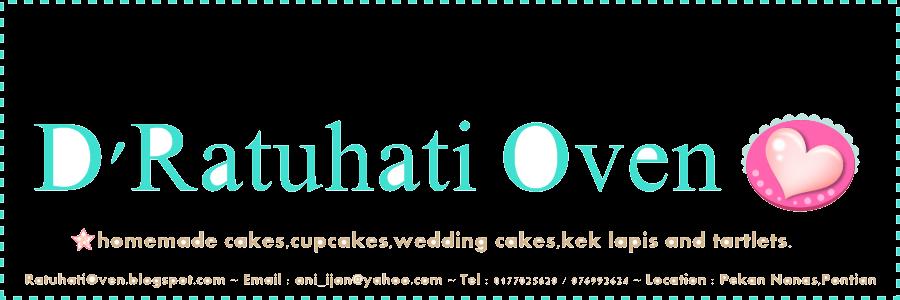 D'Ratuhati Oven