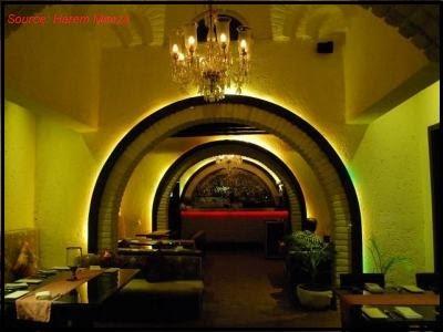 Harem Meeza Restaurant New Delhi