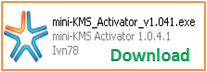 download mini kms Activator_v1.041