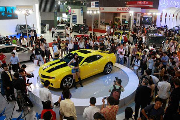 Vietnam Motor Show 2011 (ベトナム・モーターショー)