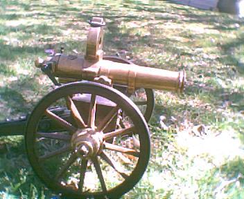 My Old Gatlin Gun