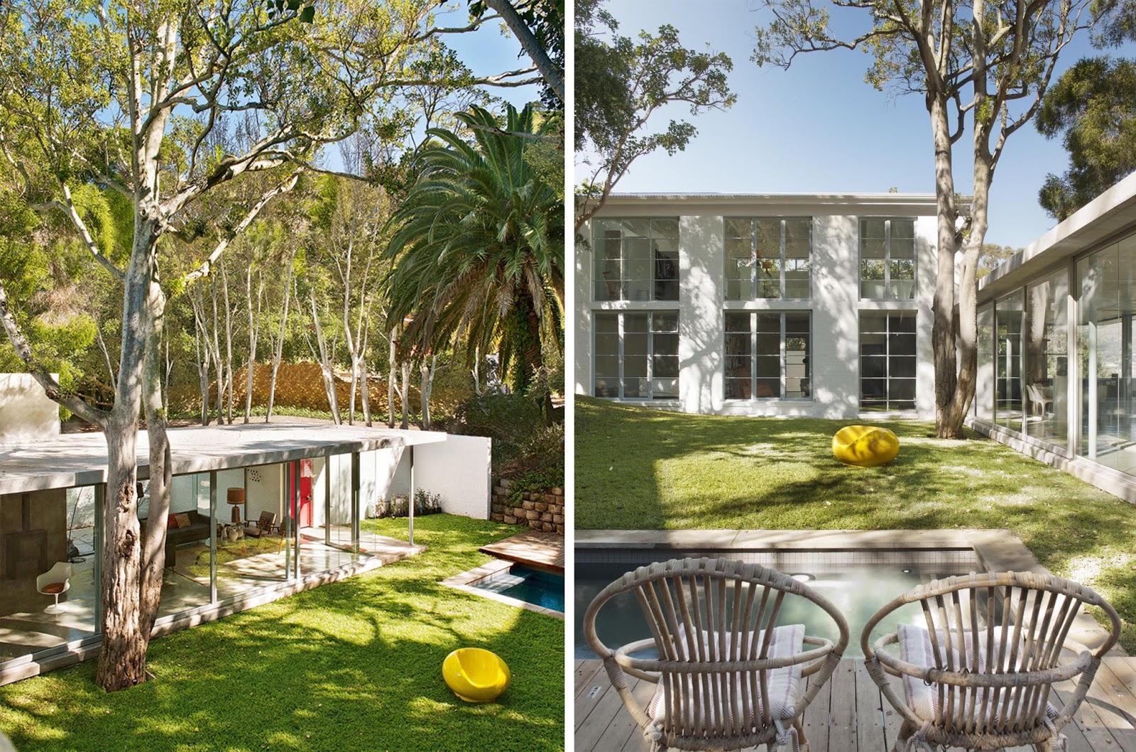 Ross house in sud africa by antonio zaninovic arc art for Semplici piani per la casa del merluzzo cape