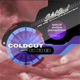 Coldcut Meets The Orb / Kiss FM