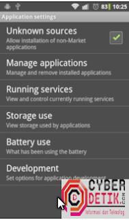 Cara Baru Instal Aplikasi Android Secara Manual
