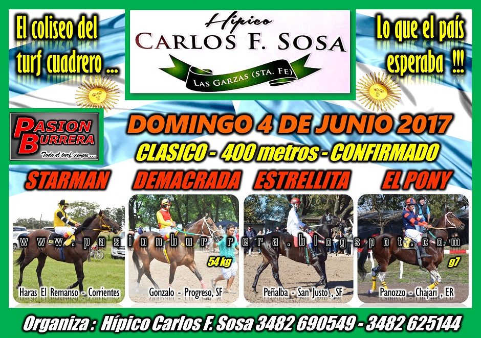 LAS GARZAS 4 - 400