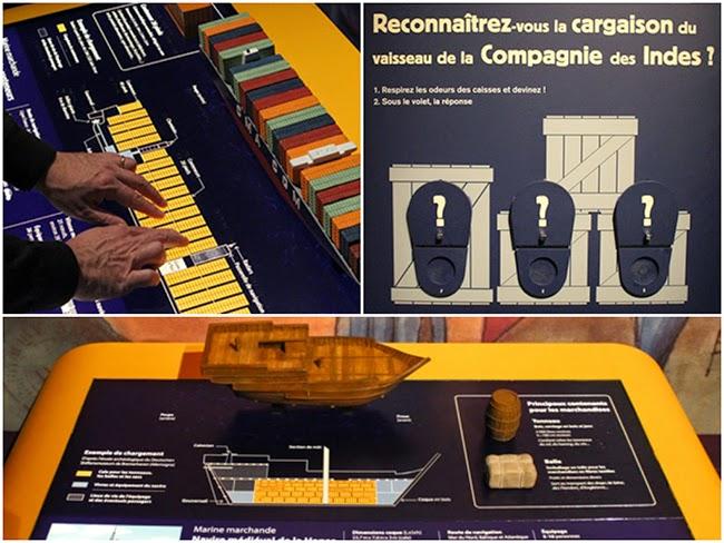 De l'amphore au conteneur Musee Marine