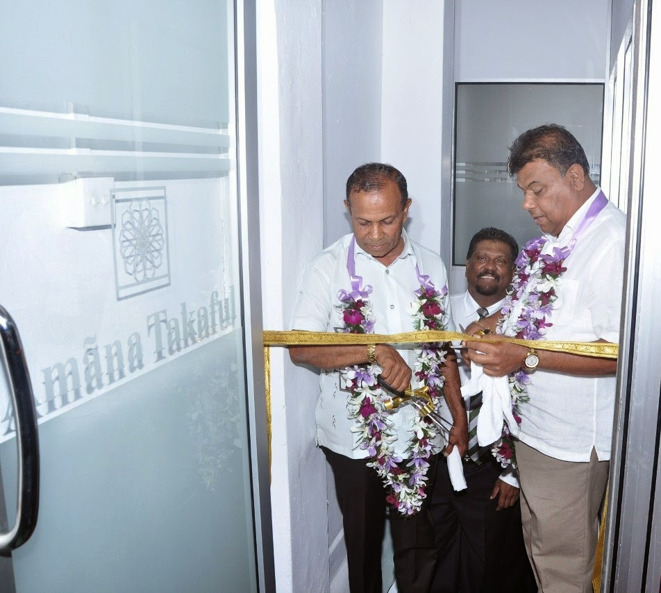 Opening of the new branch