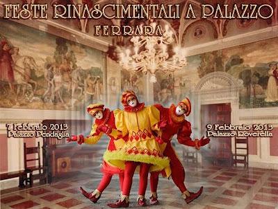 festa rinascimentale palazzo Ferrara