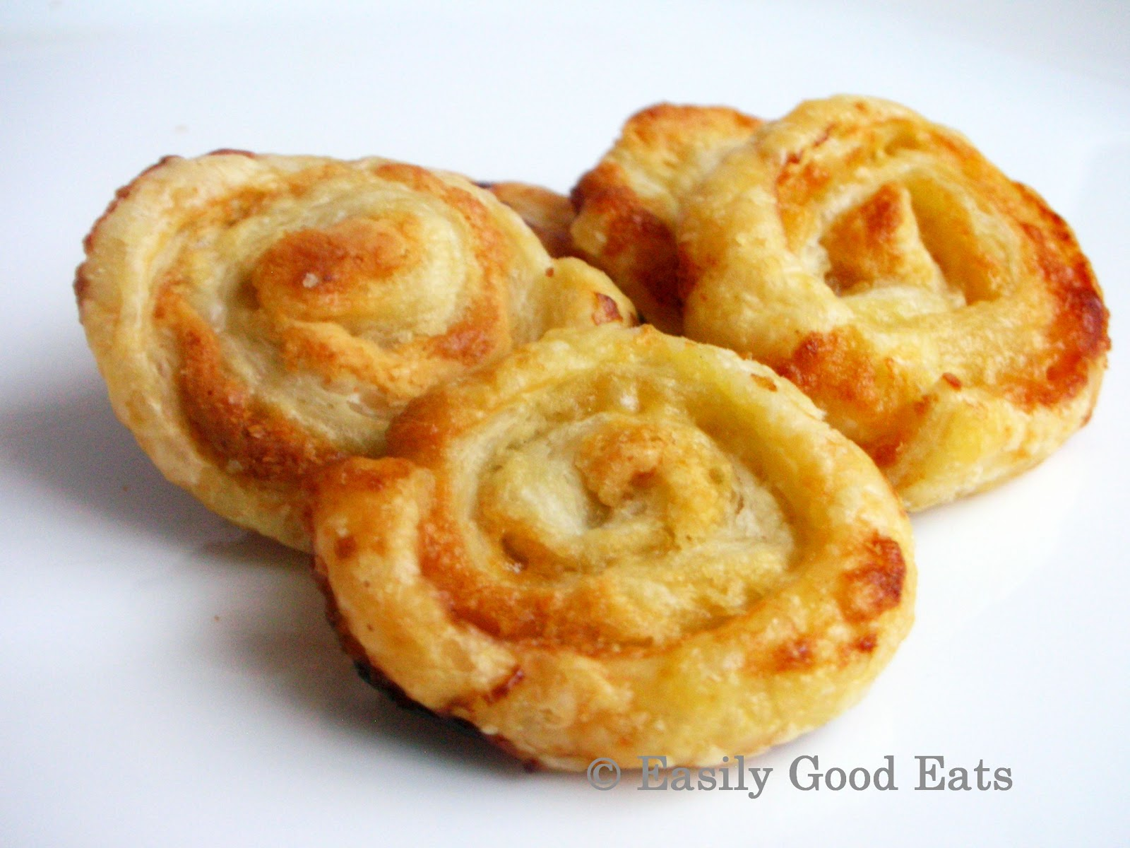 Easily Good Eats: Puff Pastry White Chocolate Cookies Recipe