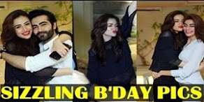 Sana Javed 34th Birthday Pictures