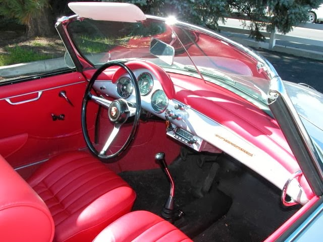 1960 porsche 356b 1600 roadster buy classic volks. Black Bedroom Furniture Sets. Home Design Ideas