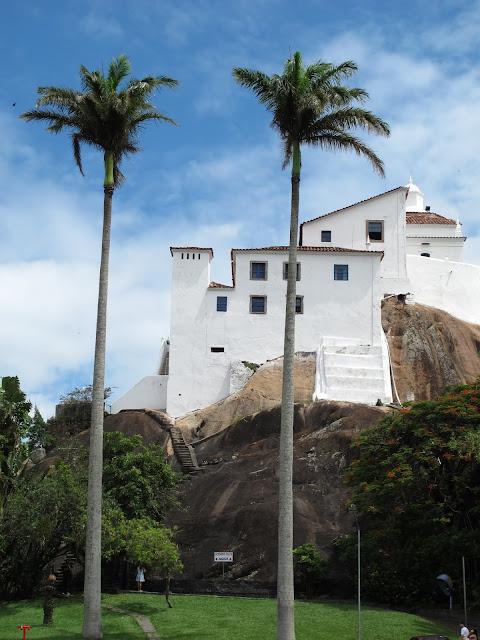 Convento da Penha, Vila Velha Espírito Santo