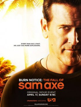 Burn Notice The Fall of Sam Axe (2011)