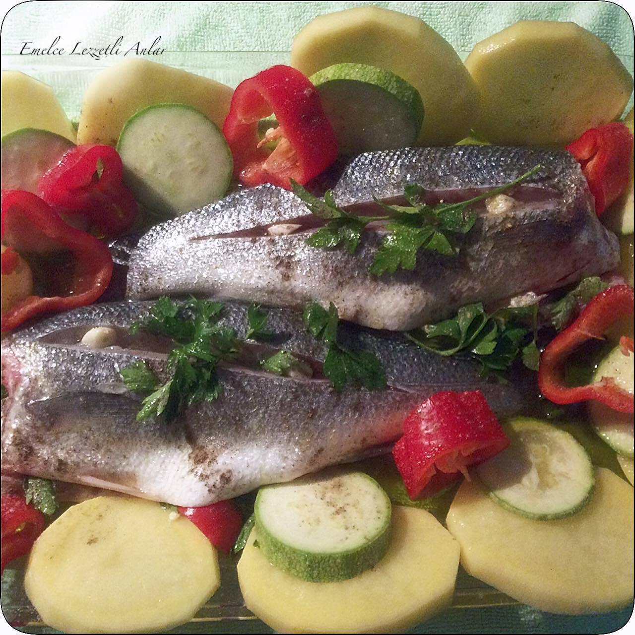 Tarhun Otlu Patates Salatası