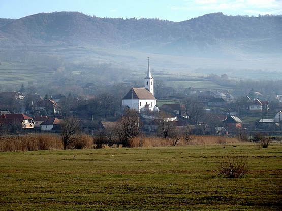 Református templom - Felsősófalva