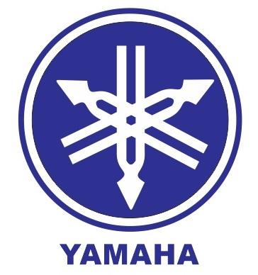 Cara Menggambar Logo Yamaha Praktis