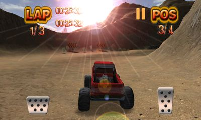 Monster Wheels Offroad APK Android free download