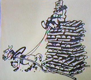 Карикатура Константина Ротова