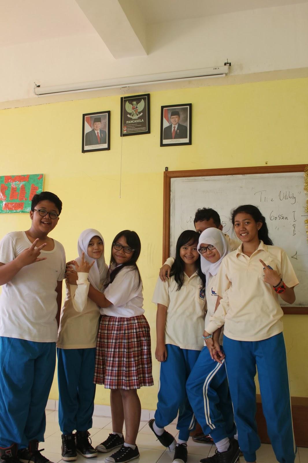 my friends at korpri senior high