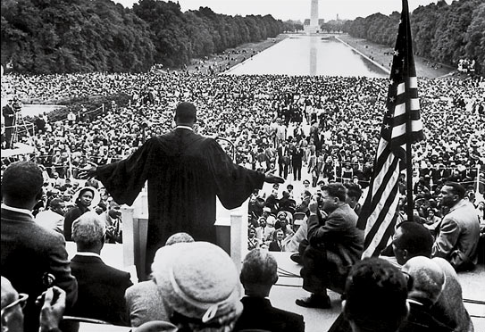 Different Day, Same Shit.: 'I Have A Dream...'