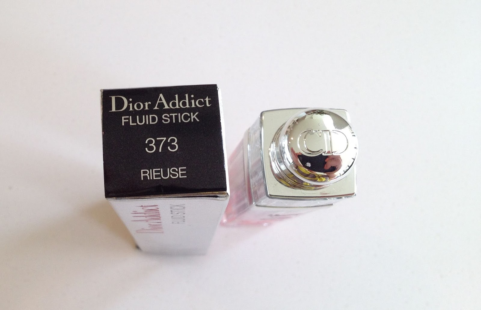 Dior Fluid Stick 373 Rieuse packaging