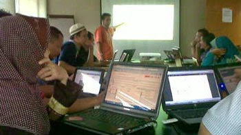 Pelatihan Optimasi Blogspot