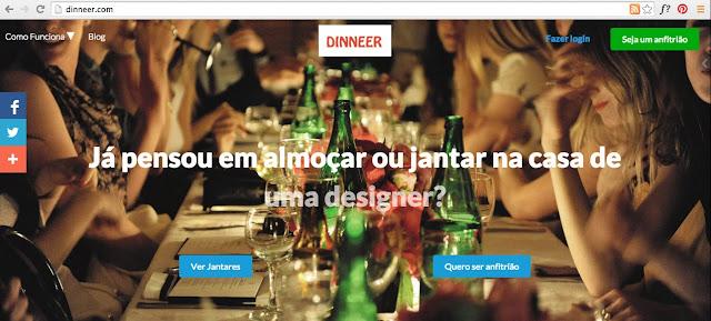Dinneer: Jantares Compartilhados