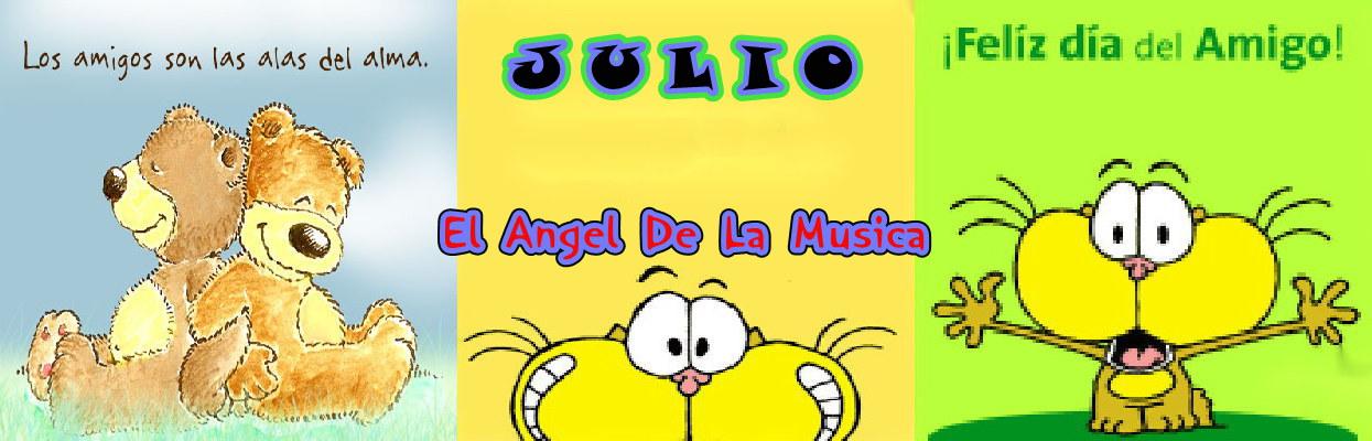 El Angel de la Música