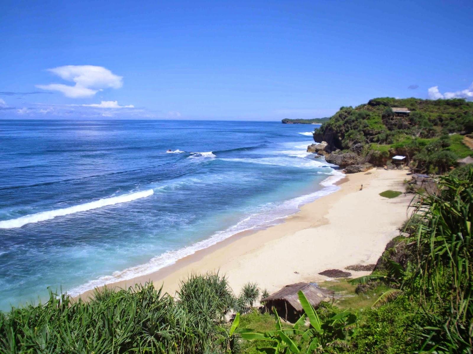 Pantai Goa Watu Lawang Jogja yang belum terjamah