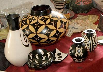 Per y el comercio y los negocios internacionales los for Ceramica artesanal peru