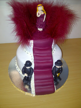 Mafia Cake