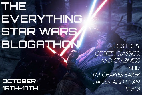 The Everything STAR WARS Blogathon!