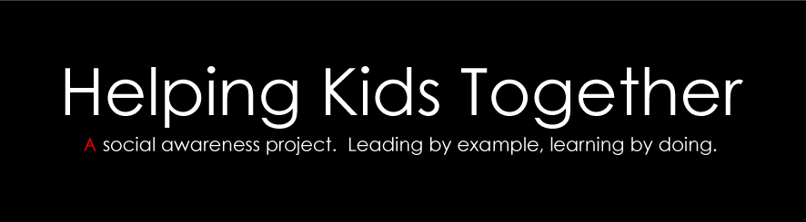 Helping Kids Together