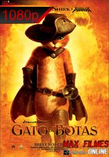 Assistir Filme Gato de Botas Dublado Online 1080p HD
