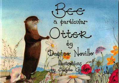 'Bee a Particular Otter' by Daphne Neville