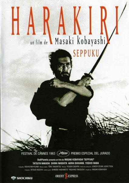 harakiri, directed by masaki kobayashi