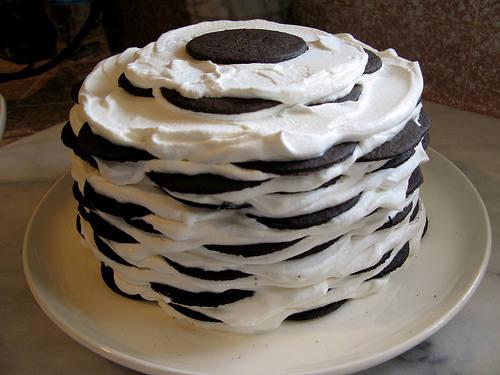 Nabisco Cookie Icebox Cake