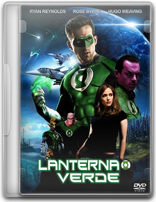 Capa Lanterna Verde   DVDRip   Dublado (Dual Áudio)