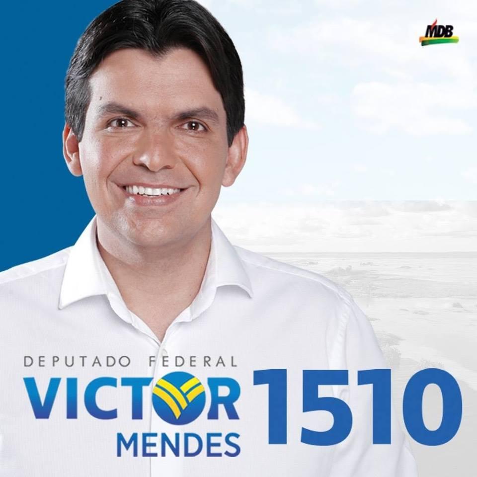 Victor Mendes Deputado Federal