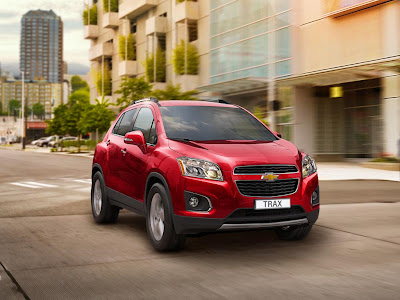 Chevrolet Trax 2013 from $ 18,495