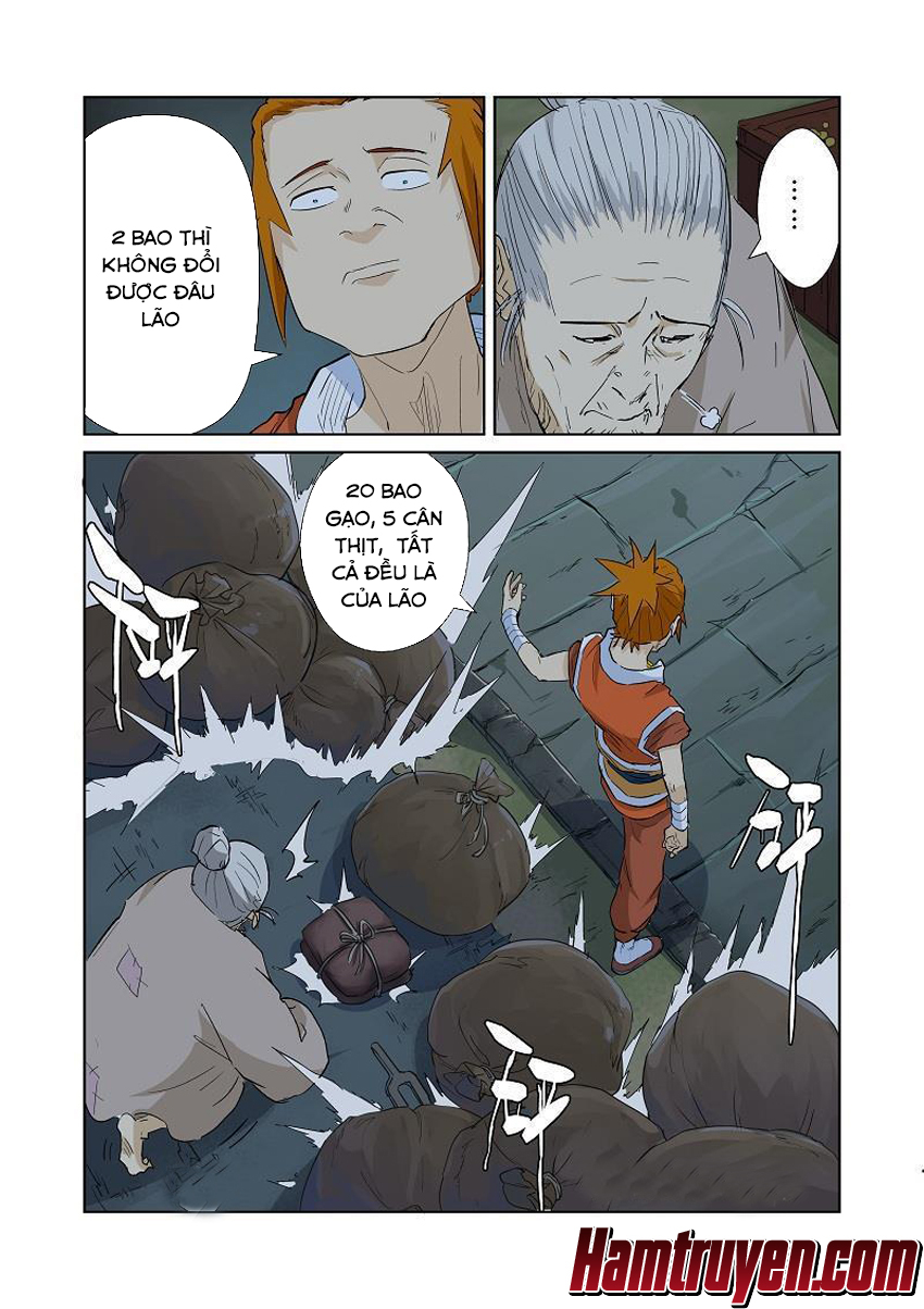 Tales of Demons and Gods chap 165 Trang 2 - p0sixspwn.com