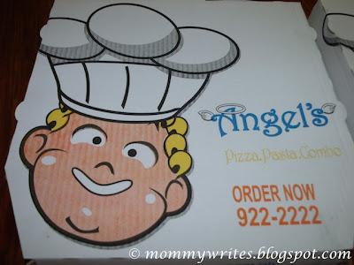 No-Meat Lenten Treats by Angel's Pizza