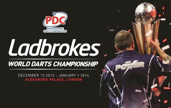 It's All About Darts: Ladbrokes World Championship Schedule