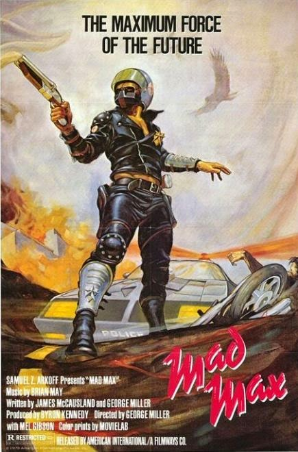 """Mad Max (1979)"" movie review by Glen Tripollo"