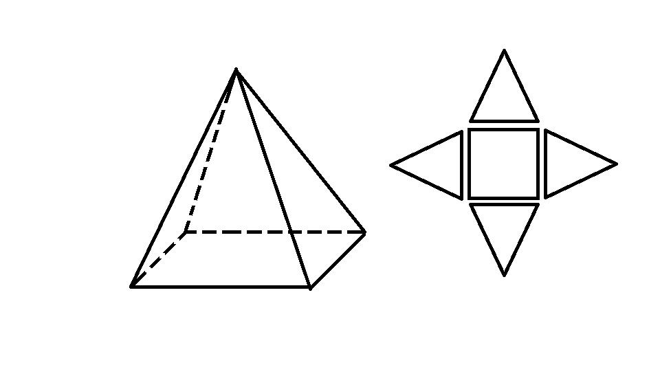 matematika: contoh jaring-jaring bangun ruang