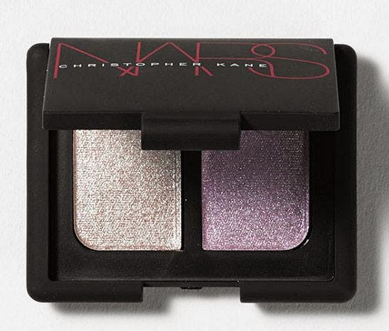 NARS: Christopher Kane Spring Summer 2015 Collection, NARS Duo Eyeshadow  $25 US Parallel Universe